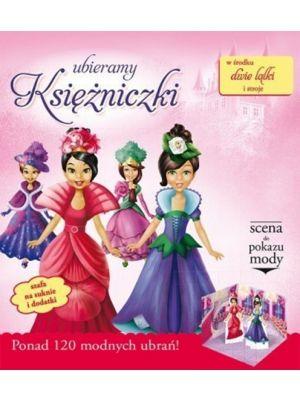 Książeczka daje wiele frajdy młodym projektantkom, które zaczynają interesować się modą. Każda z nich może projektować kreacje dla kartonowych lalek, które są w środku książki.