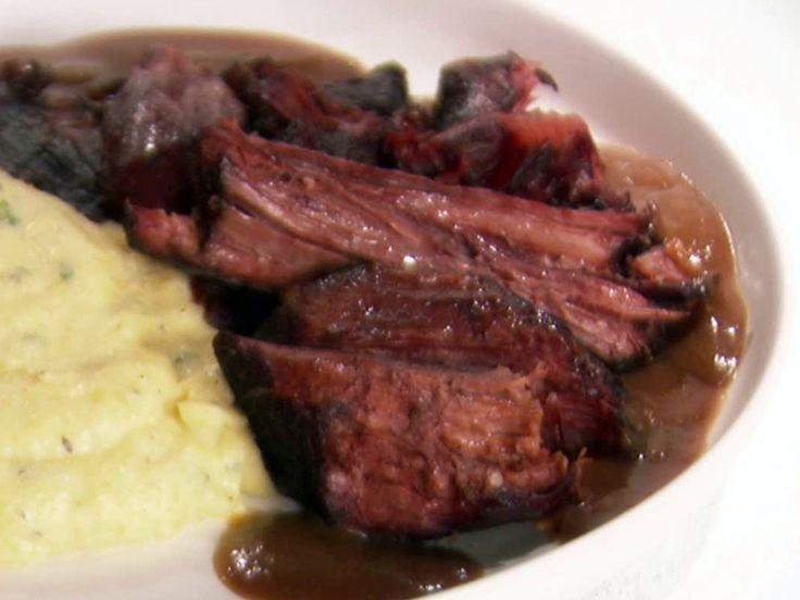 Food Network invites you to try this Stracotto (Pot Roast) with Porcini Mushrooms recipe from Giada De Laurentiis.