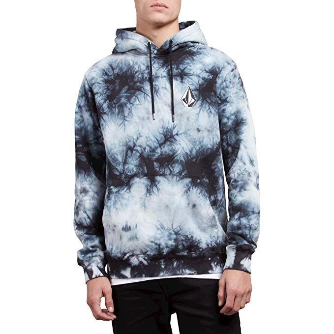 Volcom Mens Pullover Hooded Fleece