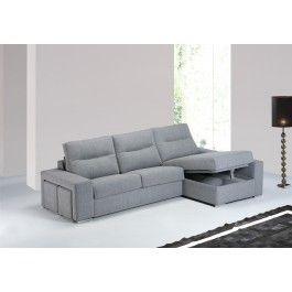 Canapé convertible d'angle CONDE, couchage quotidien 140*190 cm