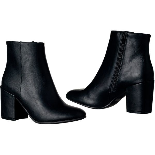 Women's Tori Chunky Heel Ankle Booties