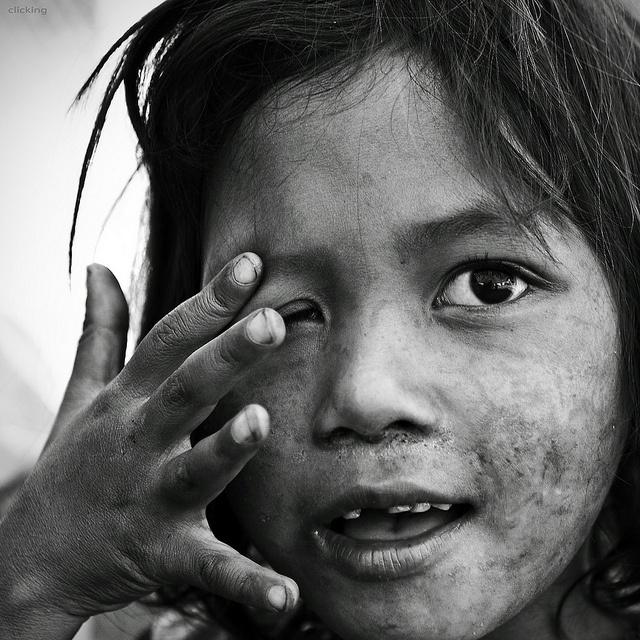 Hope for poor children! by -clicking-, via Flickr