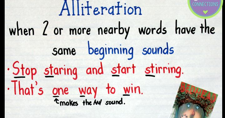 It is Anchors Away Monday!              I love teaching alliteration.  Why?  It gives me yet another opportunity to use Margie Palatini's ...