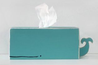 Whale Tissue Box - Crafts - Earlybird Activities - Earlybird Club - Sticky TV - Shows - Kids - TV - FOUR
