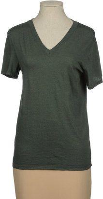 G750G Short sleeve t-shirts - Shop for women's T-shirt - Brown T-shirt