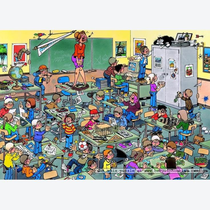 Jan Van Haasteren - Find The Mouse