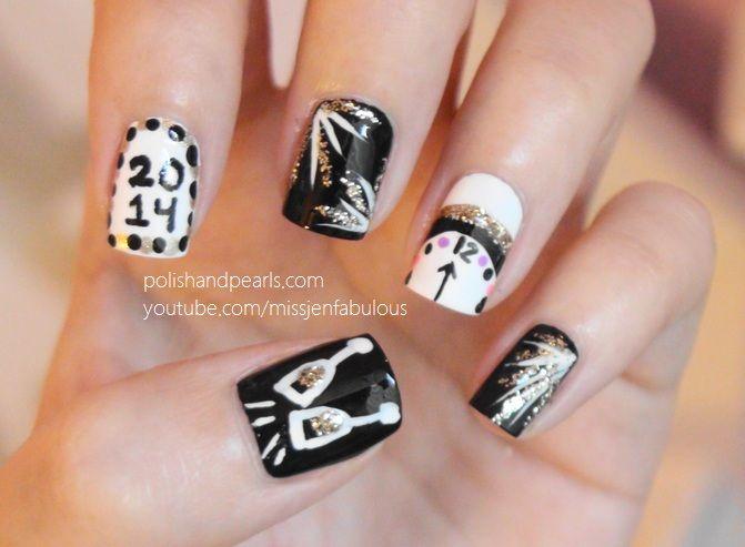 Best 25 new years nail art ideas on pinterest new years nails best 25 new years nail art ideas on pinterest new years nails new years nail designs and sugar coat nails prinsesfo Choice Image