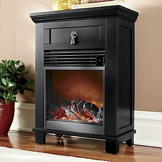 Grande Petite Electric Fireplace from Through the Country