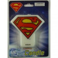 Superman Candle $8.95 A070083