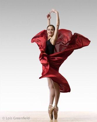 Melanie Hamrick (American Ballet Theatre Dancers) © 2010 Lois Greenfield