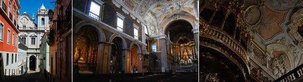 Igreja de Santa Catarina (Dos Paulistas), Lisboa