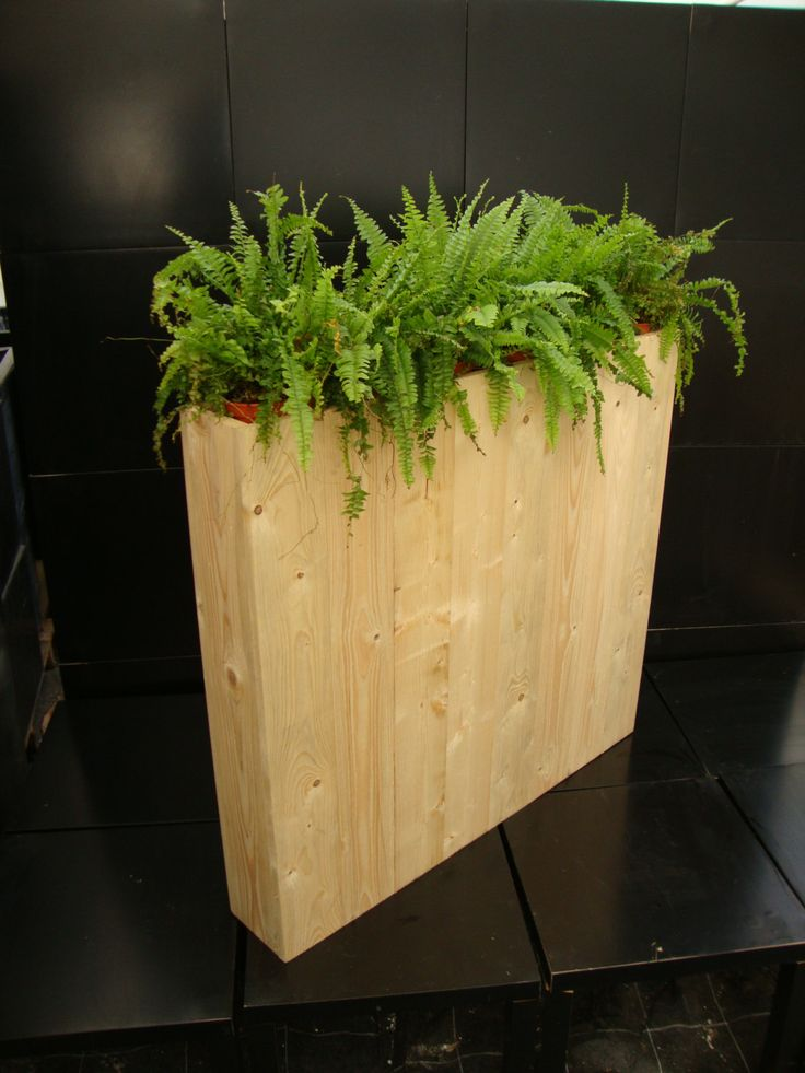 Les 25 meilleures id es concernant jardiniere haute sur for Jardiniere interieur design