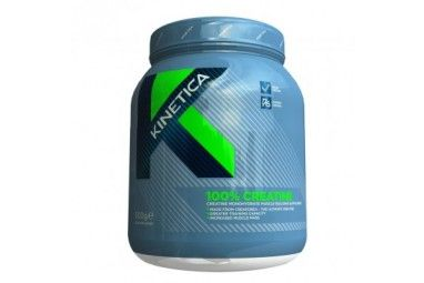 Kinetica 100% Creatine + Free Sample Price: WAS £29.99 NOW £21.95