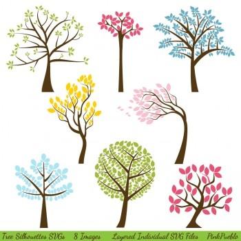SVG file trees