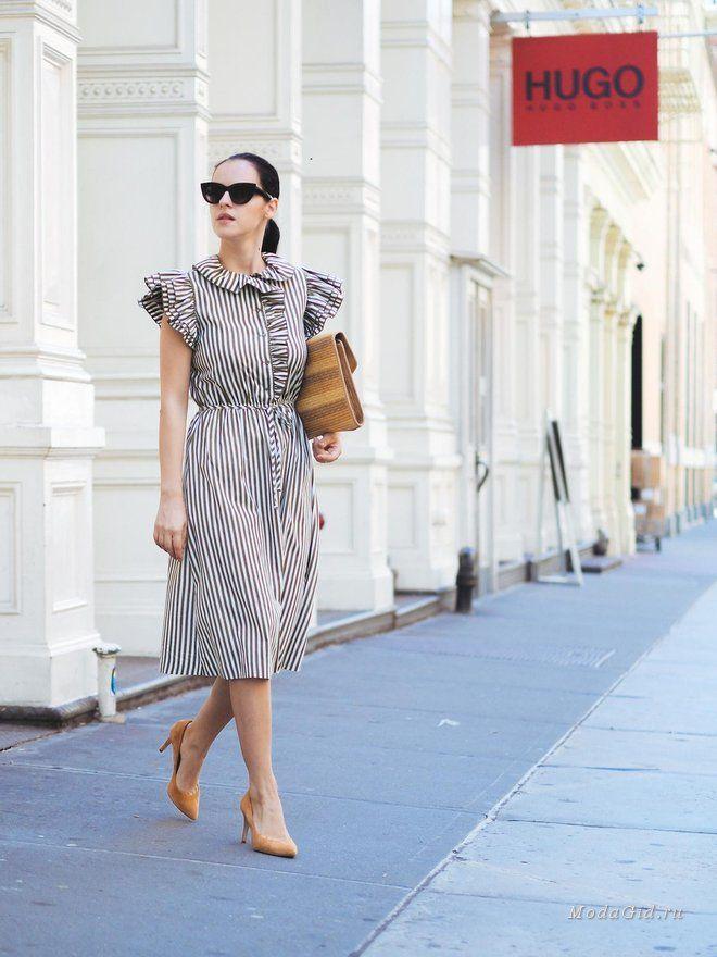 Уличная мода: Летние образы от модного блогера Veronica Popoiacu