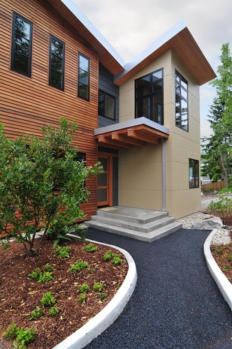 101 best Front step images on Pinterest   Doors, Architecture and Home