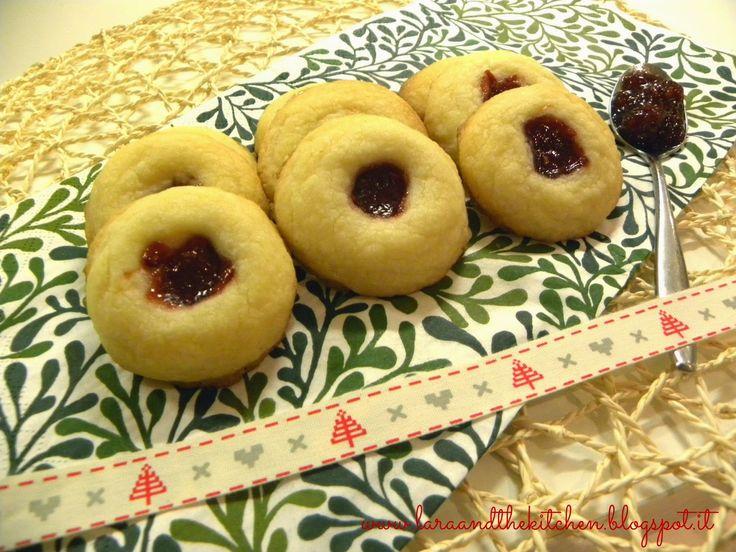 biscotti burro e marmellata