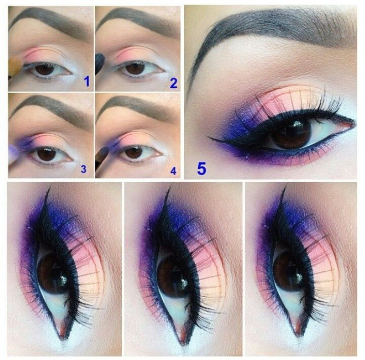 Fun and bright makeup look! Shop Beauty.com for all the finest makeup from a variety of brands.