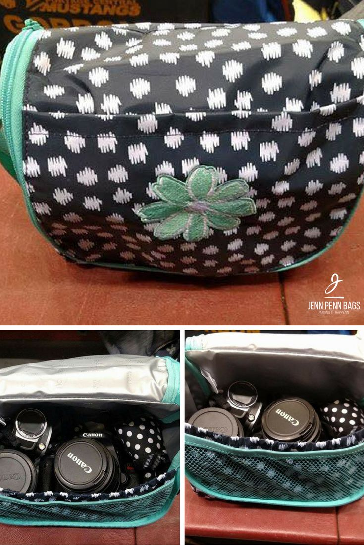 Oh snap bin ideas - Going Places Thermal Used As A Fashionable Camera Case Organize In Style Check This