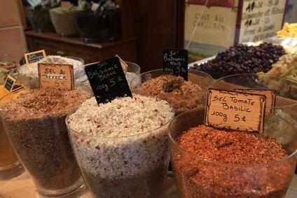 Sůl bylinková