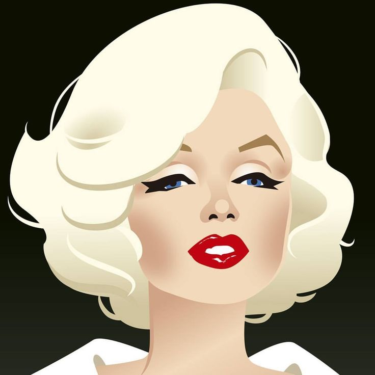 Marilyn Monroe In Art: Something's Got To Give and it certainly does with this most recent piece by Alejandro Mogollo Art.  Check us out at AllAboutMarilyn.com