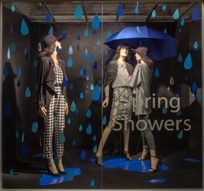 Spring Window Displays 2015 | by Seneca Visual Merchandising