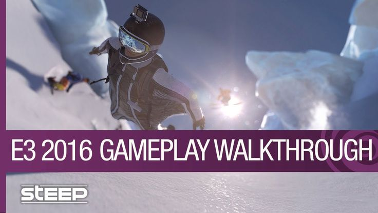 #VR #VRGames #Drone #Gaming Steep Gameplay Walkthrough: World Premiere – E3 2016 [US] E3, E3 2016, OPEN WORLD, paragliding game, PC, PS4, ski game, snowboard game, steep, steep gameplay, steep trailer, steep walkthrough, Ubisoft, vr videos, Walkthrough, wingsuit game, Xbox One #E3 #E32016 #OPENWORLD #ParaglidingGame #PC #PS4 #SkiGame #SnowboardGame #Steep #SteepGameplay #SteepTrailer #SteepWalkthrough #Ubisoft #VrVideos #Walkthrough #WingsuitGame #XboxOne http://bit.ly/2
