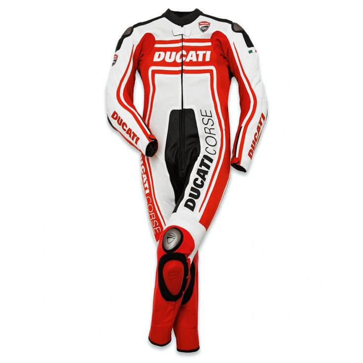 Ducati Leather Racing Suit (DC-1008) Available Now at €550. Sizes Available. Delivery time: 10-15 working Days. Paypal accepted. Email: motorgarments@gmail.com