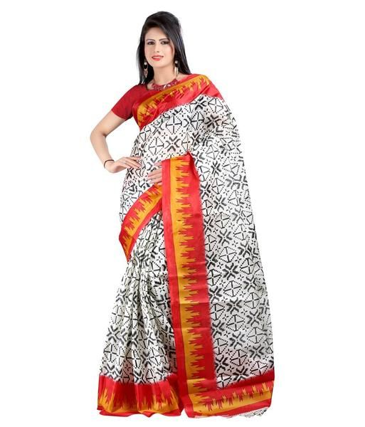 LadyIndia.com # Party Wear Saris, Latest Designer Pure Silk Printed Saree For Women, Designer Sarees, Party Wear Saris, https://ladyindia.com/collections/ethnic-wear/products/latest-designer-pure-silk-printed-saree-for-women