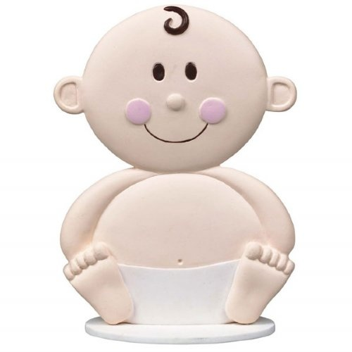 80 best baby cake images on pinterest baby cake topper cake toppers and cold porcelain - Wilton baby shower cake toppers ...