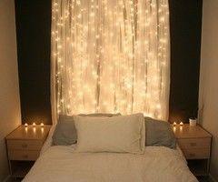 idea for ambient lighting installation