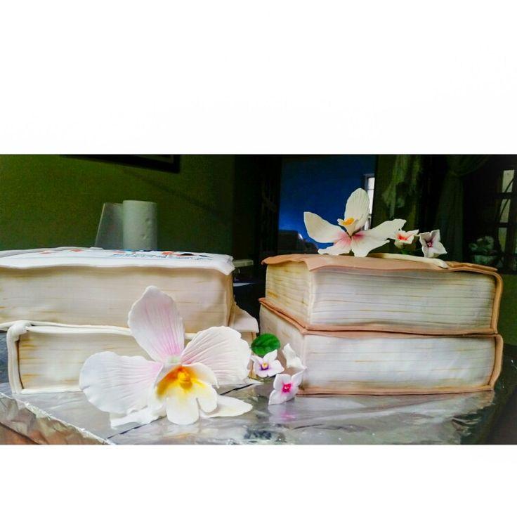 Queque de libros