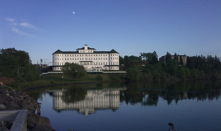 We Are Staying Here Next Weekend So Excited Hotel Chequamegon Ashland Wi Destinations Pinterest Wisconsin