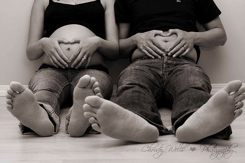 maternity photography - christy wells photography - maternity couple