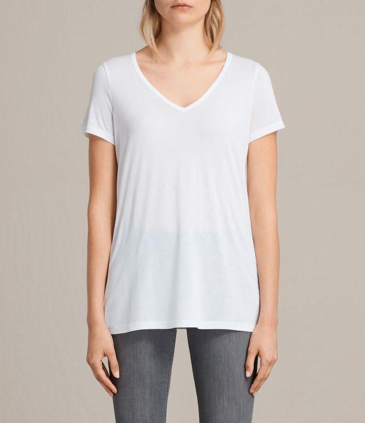 Malin Silk T-Shirt