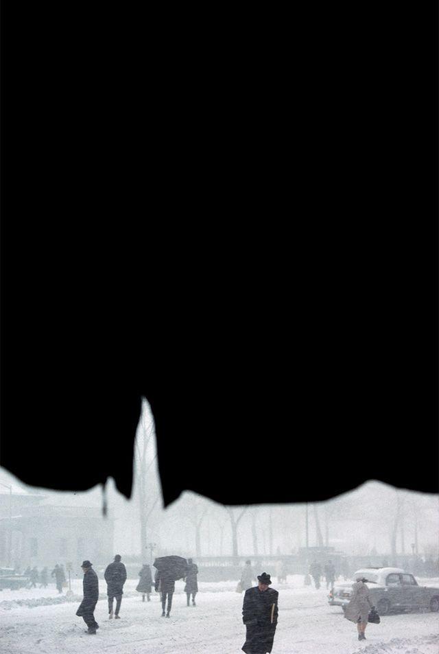 ニューヨークが生んだ伝説 写真家 ソール・ライター展   Bunkamura ~6/25