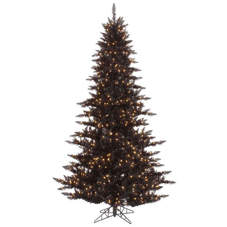künstliche weihnachtsbäume mit beleuchtung inspirierende bild und efefcacaded black christmas trees artificial christmas trees