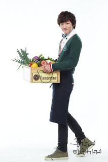 Pemeran Bachelor's Vegetable Store