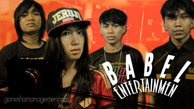 BABEL ENTERTAINMENT BAND