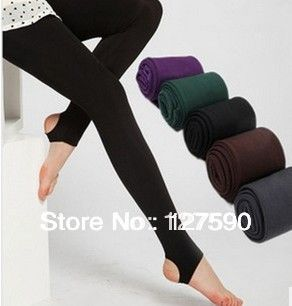 New Women Leggings Casual Autumn&Winter Faux Velvet  with multicolor Pants Bamboo Charcoal Knitted Thick  Warm Slim  leggings #Affiliate