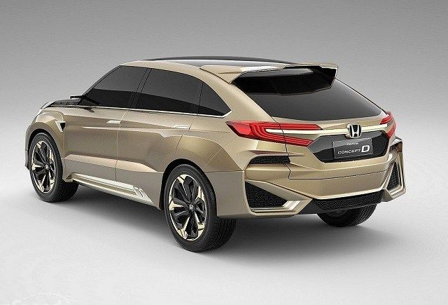 2019 Honda Crosstour Release Date With Images Honda Crosstour