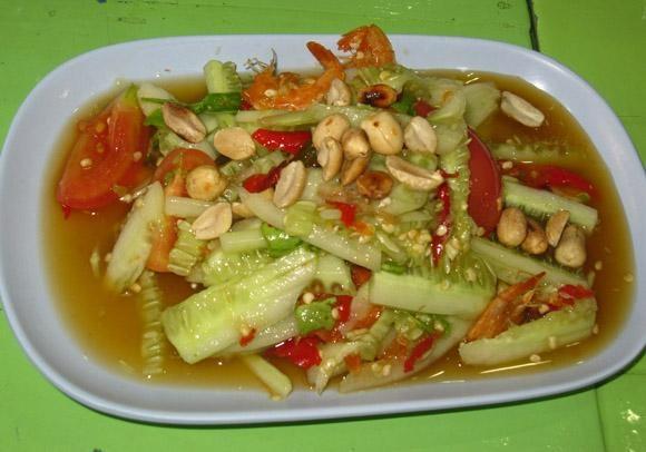 Tam Tang-Cucumber Salad