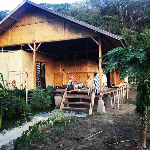 DreamTime Sumbawa is the one of primitive surf spot and surf  camp in Indonesia. All in here is natural and keep they original. You will feel, the truly primitive in here. #surf #surfing #indonesia #sumbawa