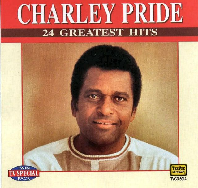 Charley Pride 24 Greatest Hits