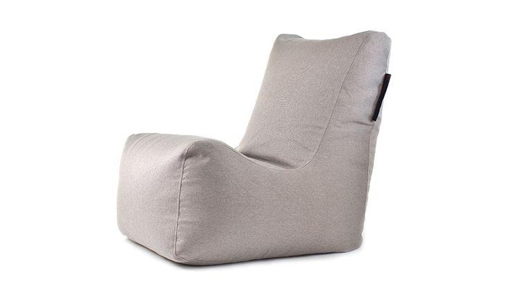 MONOQI | Seat Nordic Sitzsack - Grau