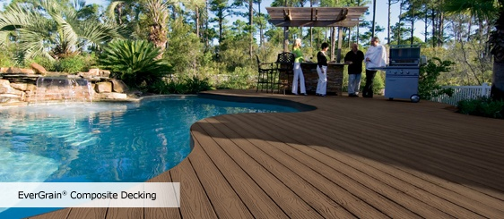 17 best images about composite decking on pinterest for Evergrain com