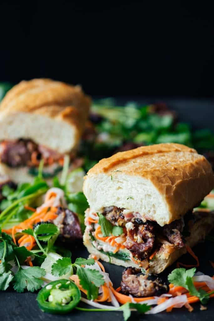 Banh Mi and the Greatest Sandwich Recipes Ever!!