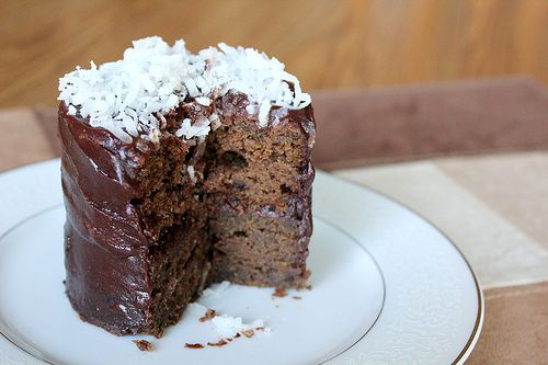 Incredibly Moist Chocolate Prune Cake...