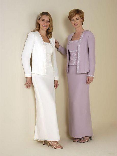 Vestidos de noche para señoras de 60 años
