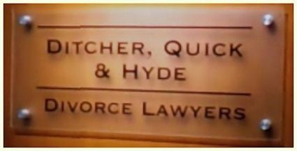 Husbands lawyer
